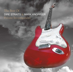 DIRE STRAITS/KNOPFLER MARK - PRIVATE INVESTIGATIONS - THE BEST O