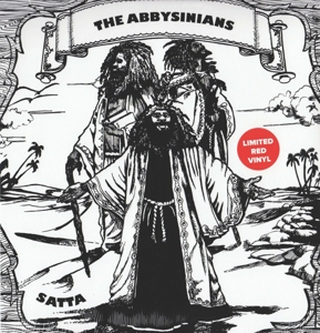 ABYSSINIANS, THE - SATTA (LTD. EDITION RED VINYL)