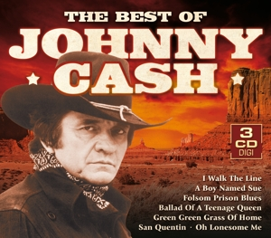 CASH, JOHNNY - BEST OF