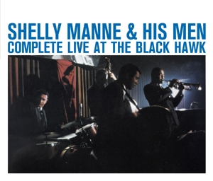MANNE, SHELLY - COMPLETE LIVE AT THE..