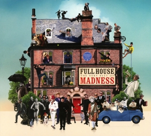 MADNESS - FULL HOUSE - THE VERY BEST OF MADNESS