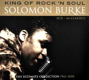 BURKE, SOLOMON - KING OF ROCK 'N'SOUL