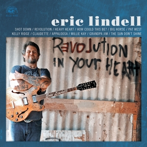 LINDELL, ERIC - REVOLUTION IN YOUR HEART