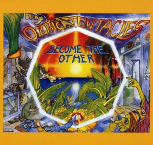 OZRIC TENTACLES - BECOME THE.. -COLOURED-