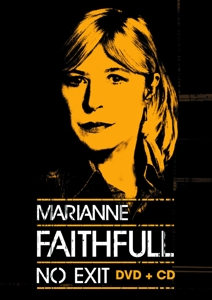 FAITHFULL, MARIANNE - NO EXIT -DVD+CD-