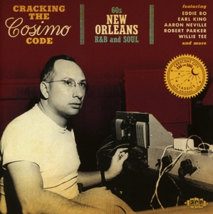 VARIOUS - CRACKING THE COSIMO CODE