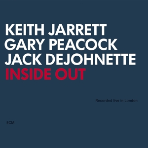 JARRETT, KEITH - INSIDE OUT