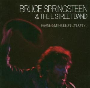SPRINGSTEEN, BRUCE - HAMMERSMITH ODEON LONDON.
