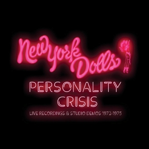 NEW YORK DOLLS - PERSONALITY.. -REMAST-