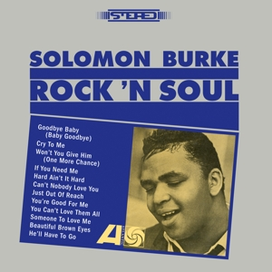 BURKE, SOLOMON - ROCK 'N SOUL -HQ-