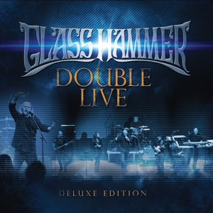 GLASS HAMMER - DOUBLE LIVE -DELUXE-