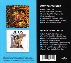 DEUS - 2 FOR 1 - WORST CASE SCENARIO / IN