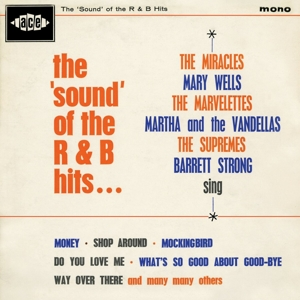 VARIOUS - SOUND OF THE R & B HITS
