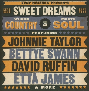 VARIOUS - SWEET DREAMS (WHERE COUNTRY MEETS)