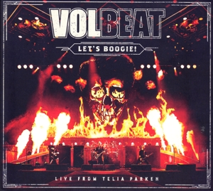 VOLBEAT - LET S BOOGIE! (LIVE FROM TELIA PARK