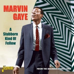 GAYE, MARVIN - A STUBBORN KIND OF FELLOW