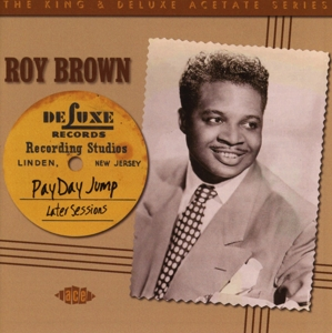 BROWN, ROY - PAYDAY JUMP - 1949-51..