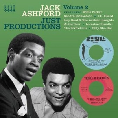 VARIOUS - JACK ASHFORD JUST PRODUCTIONSVOL.2