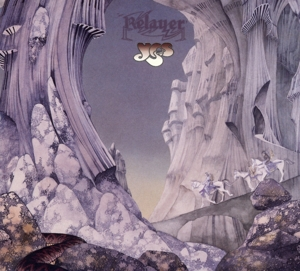 YES - RELAYER -CD+DVD-