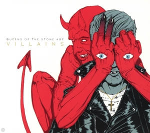 QUEENS OF THE STONE AGE - VILLAINS -O-CARD-