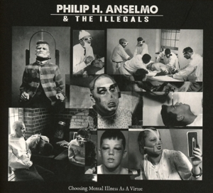 ANSELMO, PHILIP H. & THE - CHOOSING MENTAL.. -DIGI-