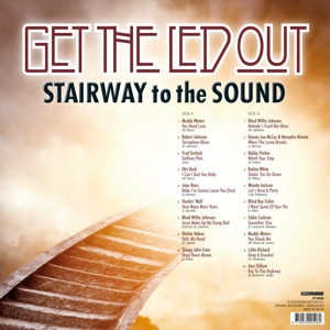 VARIOUS - GET THE LED OUT -COLOURED