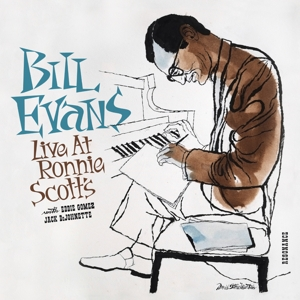 EVANS, BILL - LIVE AT RONNIE SCOTTS