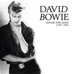 BOWIE, DAVID - LOVING THE ALIEN -BOX-ALIEN ('83-'88)