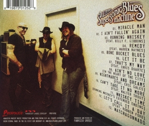 SUPERSONIC BLUES MACHINE - WEST OF FLUSHING, SOUTH..