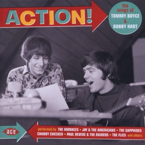 VARIOUS - ACTION! SONGS OF TOMMY..