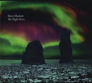 HACKETT, STEVE - NIGHT SIREN