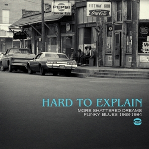 VARIOUS - HARD TO EXPLAIN
