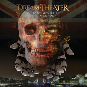 DREAM THEATER - DISTANT MEMORIES IN LONDON / 3CD+2DVD MULTIBOX-CD+DVD