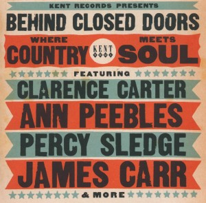 VARIOUS - BEHIND CLOSE DOORS..