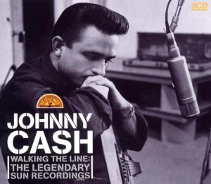 CASH, JOHNNY - WALKING THE LINE - THE LEGENDARY SU