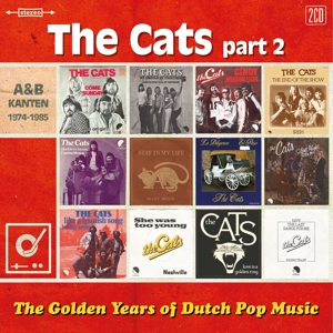 CATS, THE - GOLDEN YEARS OF DUTCH POP MUSIC - P