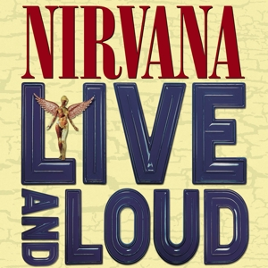 NIRVANA - LIVE AND LOUD (180GR&DOWNLOAD)