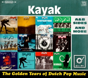 KAYAK - GOLDEN YEARS OF DUTCH MUSIC