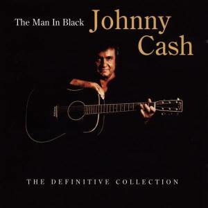 CASH, JOHNNY - MAN IN BLACK:DEFINITIVE COLLECTION