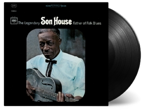 HOUSE, SON - FATHER OF FOLK BLUES -HQ-