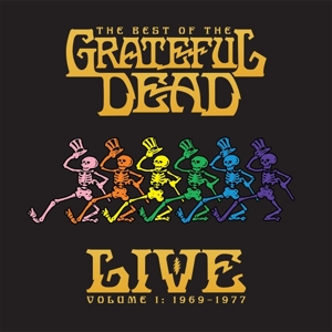 GRATEFUL DEAD - BEST OF THE GRATEFUL DEAD LIVE