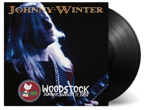 WINTER, JOHNNY - WOODSTOCK EXPERIENCE -HQ-