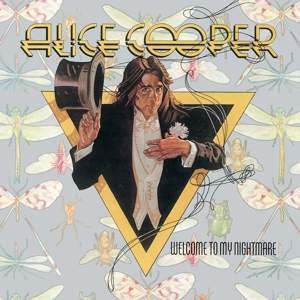 COOPER, ALICE - WELCOME TO MY NIGHTMARE / PURPLE VINYL -COLOURED-