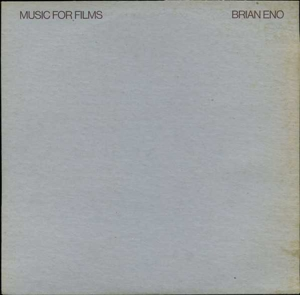 ENO, BRIAN - AMBIANT 1 MUSIC FOR AIRPORTS