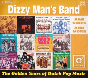 DIZZY MAN S BAND - GOLDEN YEARS OF DUTCH POP MUSIC