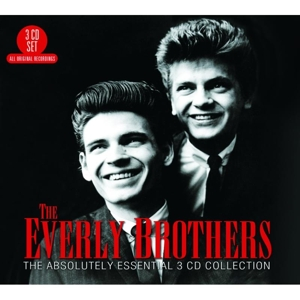 EVERLY BROTHERS - ABSOLUTELY ESSENTIAL RECORDINGS