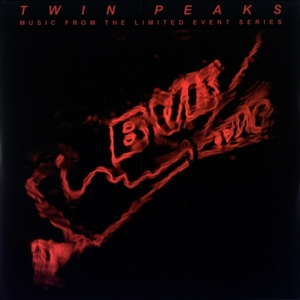 O.S.T. - TWIN PEAKS - LTD MUSIC COLOUR
