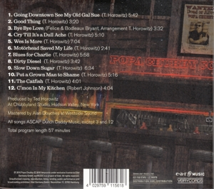 CHUBBY, POPA - CATFISH