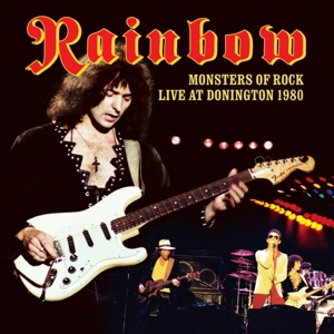 RAINBOW - MONSTERS OF ROCK LIVE AT DONINGTON