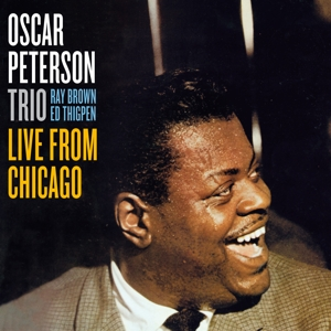 PETERSON, OSCAR - LIVE FROM CHICAGO